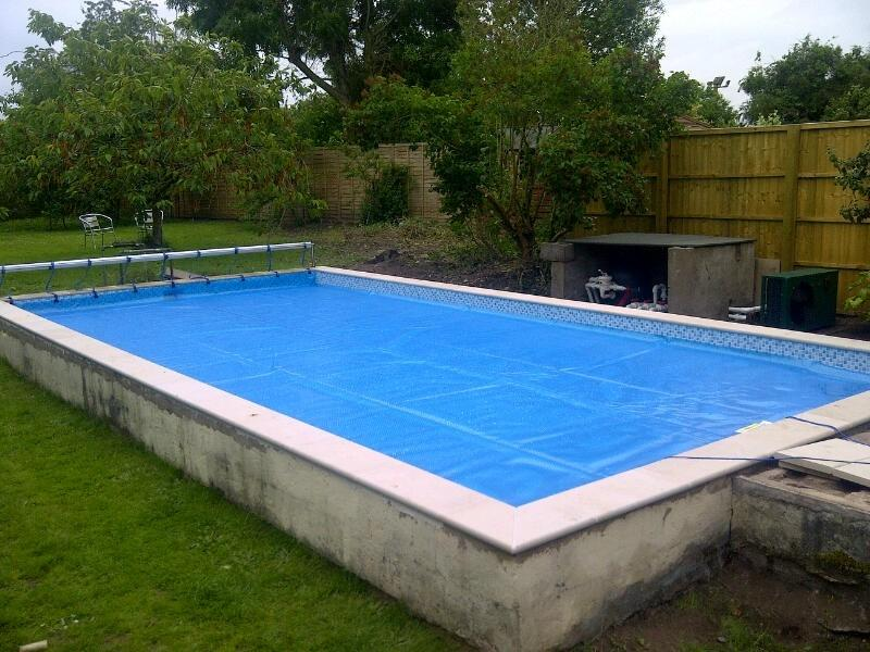 Above Ground Pool Refurb