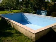 Project 2 - Above ground pool refurb