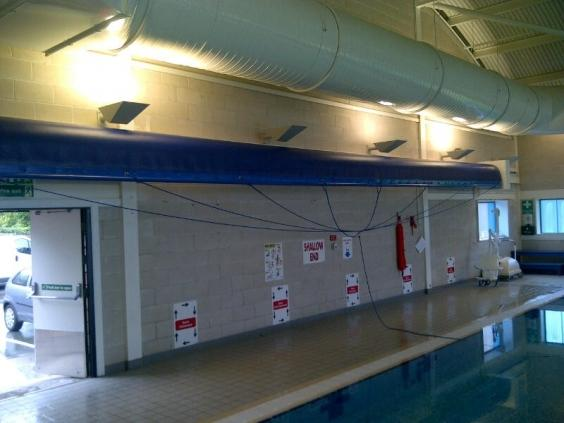 shropshire,  swimming pool maintenance