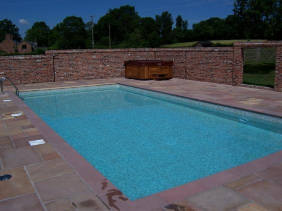 commercial and domestic swimming pools,  Shrewsbury