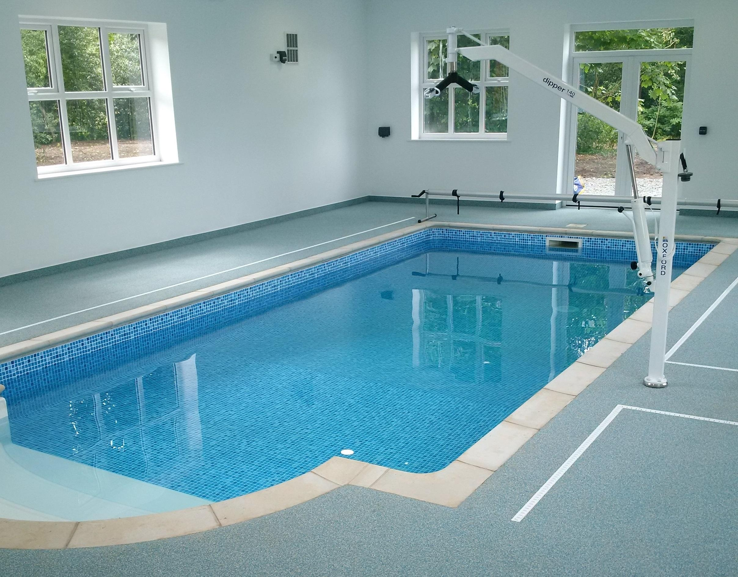 Project 9 - Complete Indoor Pool Refurb