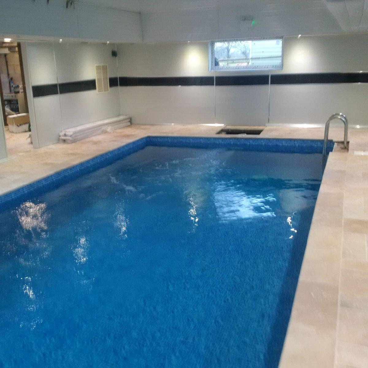 Gallery shropshire shrewsbury for How to build an indoor pool