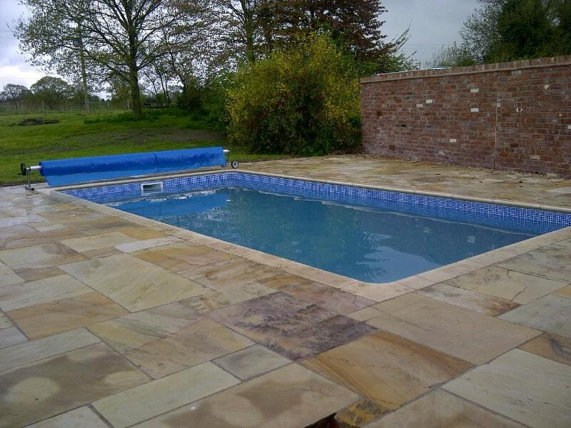 Project 11 - New build pool, Shropshire