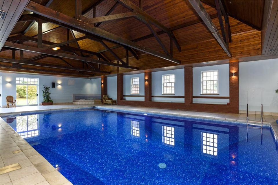 Pool and Spa refurbishment, Shropshire